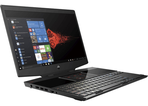 notebook hp gamer omen x 15-dg0001la 32gb 512gb ssd