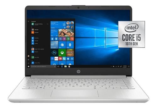 notebook hp i5 10° 4gb ram+16gb optane 256gb ssd w10 14'
