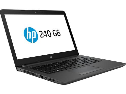 notebook hp i5 240 g6 7200u 4gb 1tb 14 usb 1nw27la cuotas 12