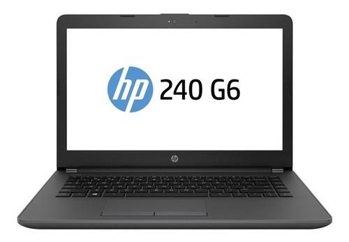 notebook hp  intel cel.n4000 500gb 4gb sin sist. operativo