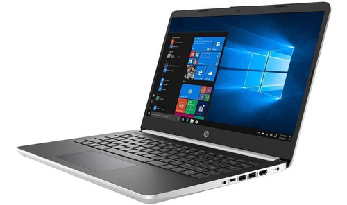 notebook hp intel core i3 10ma 4gb 128gb ssd win10 laptop