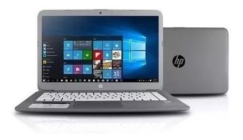 notebook hp intel dual core 4gb windows 10 - promoção