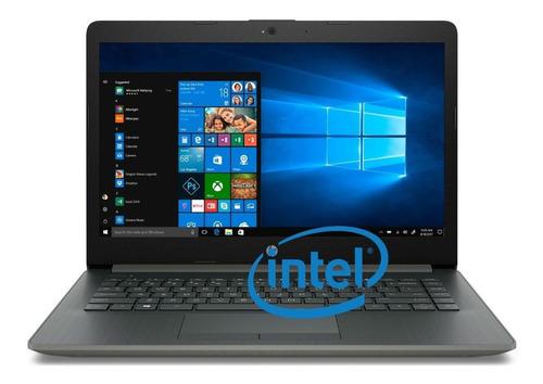 notebook hp intel i3 7100 4gb 1tb  nueva tranza uruguay