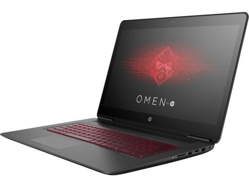 notebook hp omen w200 core i7 8g 512ssd gtx 1050 4gb 17 fhd