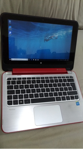notebook hp pavilion 11 x360 pc