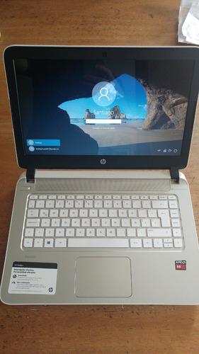 notebook hp pavilion 14 amd a8 4gb 500gb bluetooth  beats