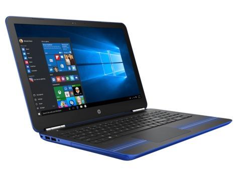 notebook hp pavilion 15 quad core azul netpc mercado pago