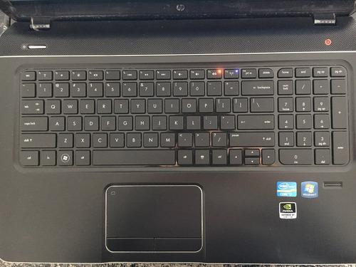 notebook hp pavilion dv7-bto led 17.3 core i7 blu-ray