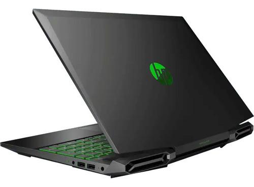 notebook hp pavilion gaming 15-dk0015la i5 8256ssd+16op