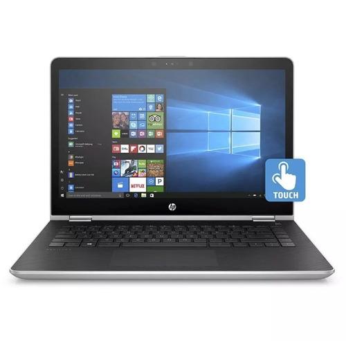 notebook hp pavilion x360 14-ba001la core i3 4gb 500gb win10