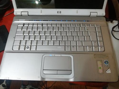notebook hp pavillion dv6000 dv6420la desarme video falla