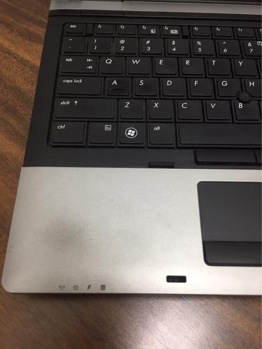 notebook hp probook 6450b i5 520m hd 250gb 4gb frete grátis