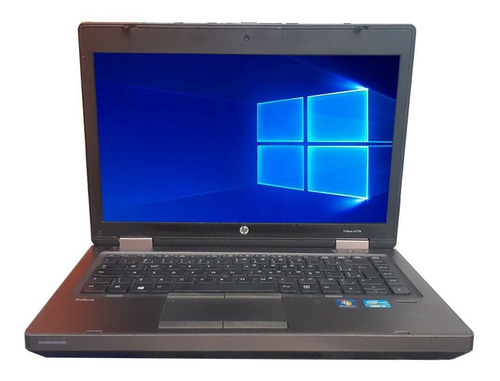 notebook hp probook 6470b core i5 3ª geração 16gb ssd 120gb