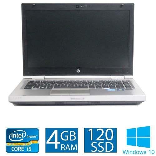 notebook hp probook 8460p i5 4gb 120ssd