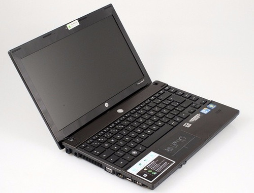 notebook hp probook core i3 4gb 320gb hdmi - top lindo