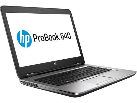 notebook hp probook core i5 6a ger. 8gb ram 500gb ssd 640 g2