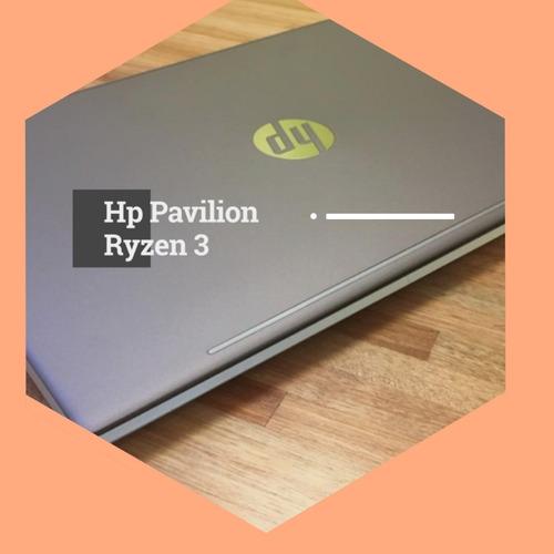 notebook hp ryzen 1tb + 240 ssd + 12gb ram / amd 15ry touch