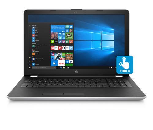 notebook hp ryzen 5 ssd 128gb 16gb touch 15,6 video vega 8