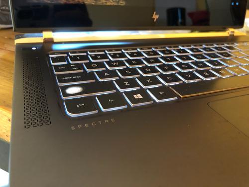 notebook hp spectre permuto o vendo