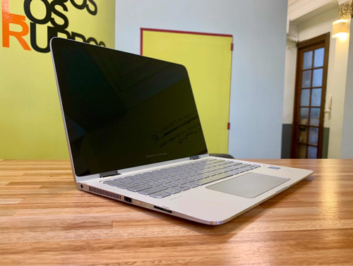 notebook hp spectre x360 i7 - 8gb + 512gb ssd liviana touch