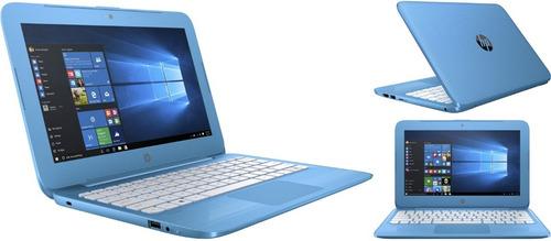 notebook hp stream 14-ax027la 1.6 ghz win10 32gb