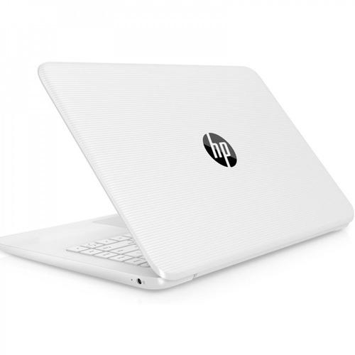 notebook hp stream celeron 4gb 32gb ssd win 10 + impresora