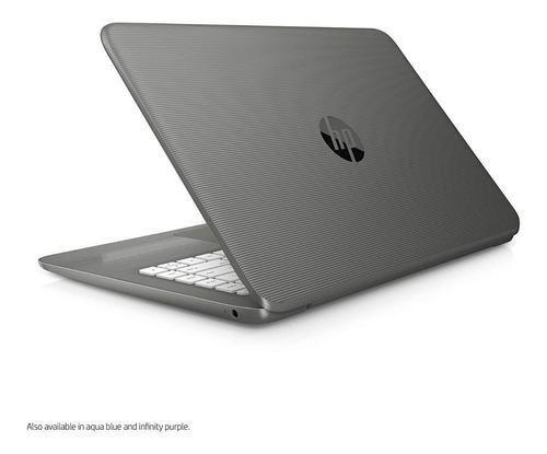 notebook hp stream intel celeron 4gb ram 32gb win10 14´
