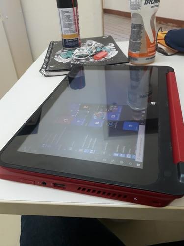 notebook hp touchscreen / tablet
