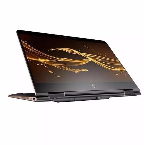 notebook hp x360 13-ac003la core i7 8gb 256gb 6 cuotas