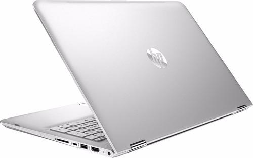 notebook hp x360 2 em 1 i7 16gb 512ssd  + 2tb 15.6 touch fhd