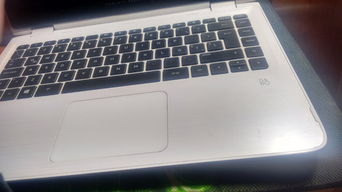 notebook hp x360 330 g1 en desarme