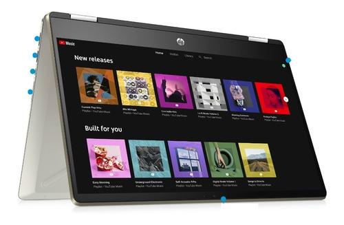 notebook hp x360 intel i5 10ma 8gb 256gb ssd 16gb opta win10