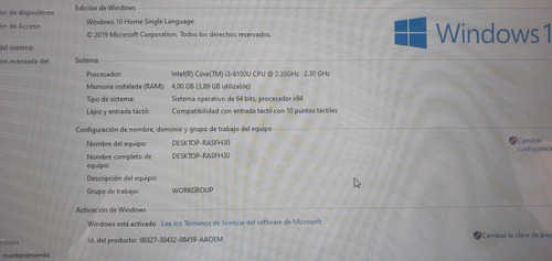 notebook hp x360 touch