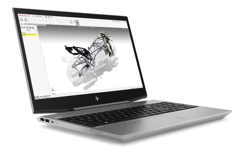 notebook hp zbook intel core i7-9750h 16gb 1tb 4gb w10p