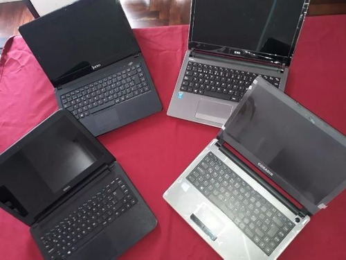 notebook i3 4gb 500gb 14p win 10 liquidacion