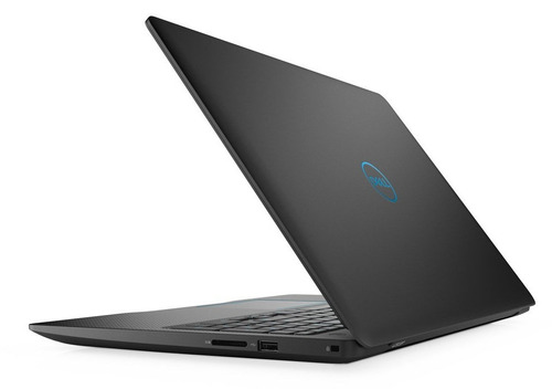 notebook i5 dell g3 15 8gb 128ssd + 1tb gtx 1050ti 4gb win10