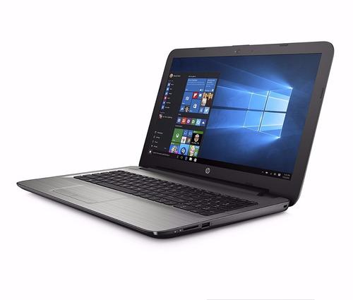 notebook i5 hp 15-ay197 8gb 512ssd+1t amd r7 4g 15.6 fhd ips