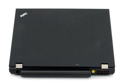 notebook i5 lenovo t420 4gb 320gb - frete grátis