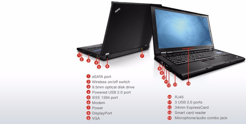 notebook i5 lenovo t420 8 gb ram hd 500 gb lindo perfeito