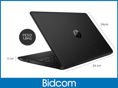 notebook intel core i3 4gb 1tb hp 14 pulgadas wifi hdmi bidcom