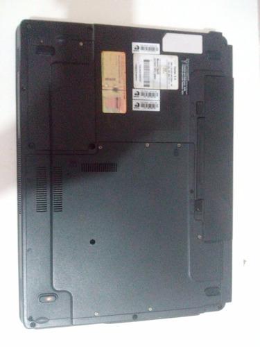 notebook itautec infoway n8630 intel core 2 duo