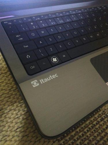 notebook itautec intel