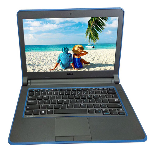 notebook laptop i3 4ta 500gb 4gb 13.3 hdmi win7 o win10 3340