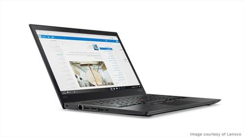 notebook laptop lenovo thinkpad t470s core i5-7300u/8gb/256g