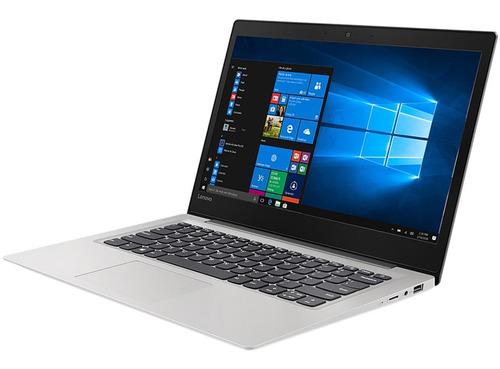 notebook lenovo 130s pantalla 11.6 intel celeron ssd 64gb 4gb windows 10