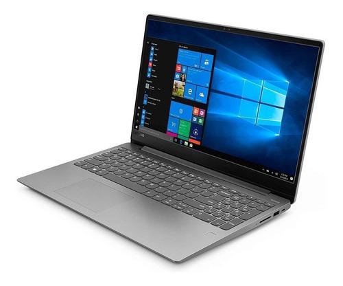 notebook lenovo 15.6' amd ryzen 5 256ssd 8gb ram win10 loi