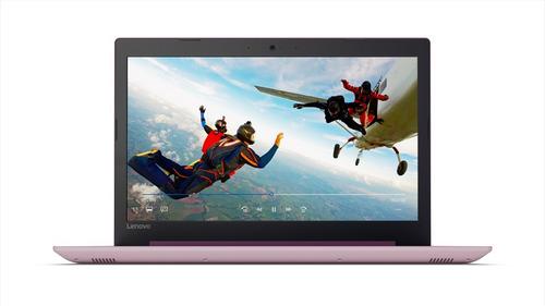 notebook lenovo 330 15.6 hd intel core i3 8va + 4gb 1tb hdmi windows 10 color violeta