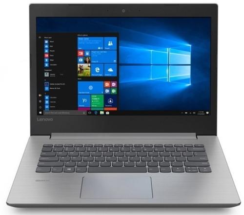 notebook lenovo 330- celeron n4000, 4gb/500gb, 14   oficial