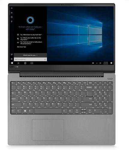 notebook lenovo 330s i5 8250u 4gb + 16gb 1tb 15.6 windows 10