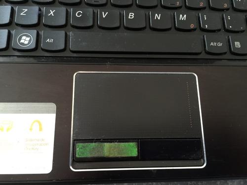 notebook lenovo 470 usada 4 gb de ram disco de 500 gb win 7.